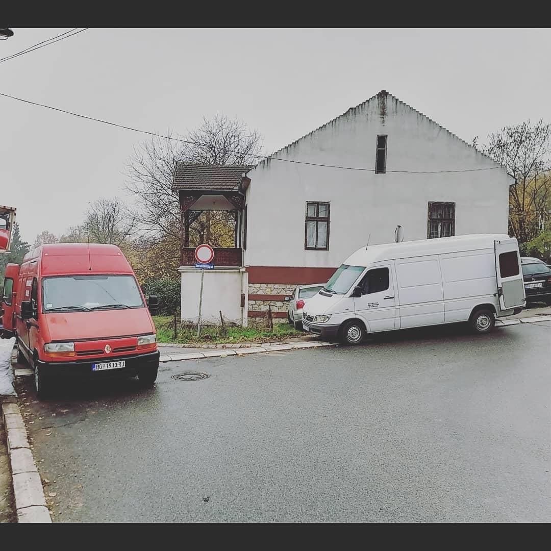 Kombi selidbe Beograd